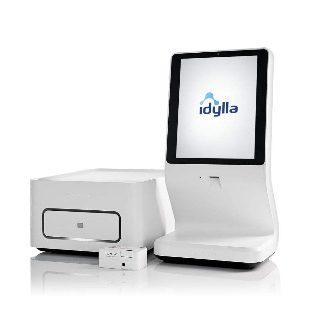 Biocartis' sample-to-result Idylla™ platform